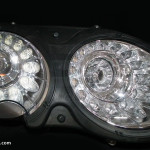 Bentley Continental Flying Spur lampa reflektor regeneracja